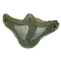 Bear maszk airsoft zöld