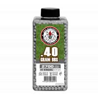 Bio BB 0.4g (Bottle/2700 Pellets) (Grey)