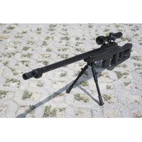 MB4409D sniper scope, bipod
