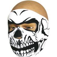 Neoprén maszk, koponya, full face