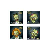 Lőlap - Zombies