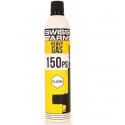 Swiss Arms 150PSI Heavy Gas - 603514