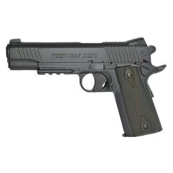 COLT M1911 RAIL GUN CO2 - NBB