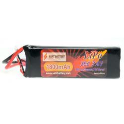 Vant LiPo akkumulátor, airsoft fegyverekhez 7,4V 1800mAh 35C