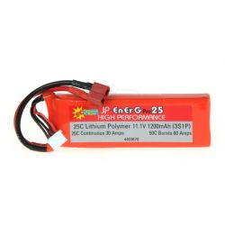 Airsoft LiPo akkumulátor 3S 1200mAh