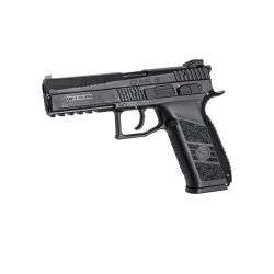 CZ P-09 fekete airsoft pisztoly, GBB