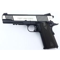 Colt M1911 Dual-tone slide CO2 airsoft pisztoly