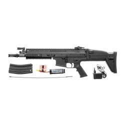 FN SCAR fekete AEG