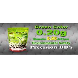G&G Bio BB 0,20gr 1kg zöld