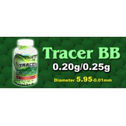 G&G Tracer airsoft BB 0,25gr