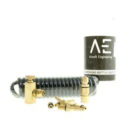 Green gas adapter