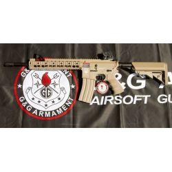 G&G GR15 Raider-XL desert BlowBack combo