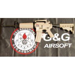 G&G CM16 Carbine Desert Combo