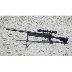 Well MB13D sniper replika, optikával, bipoddal