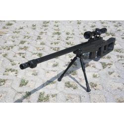 MB4409D sniper scope, bipod