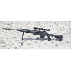 Well MB4412D sniper + scope, bipod