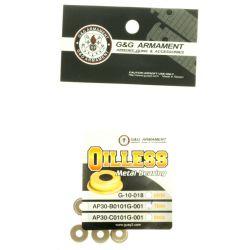 Oilless Metal Bearing - 7mm