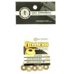 Oilless Metal Bearing - 8mm