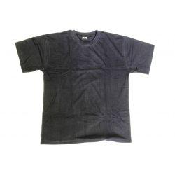 Poló, fekete XL