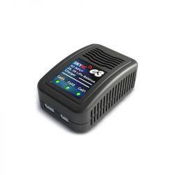 SkyRC E3 2-3 cella egyszerű LiPo töltő