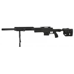 280734 Swiss Arms SAS 10 Black, bipod-dal