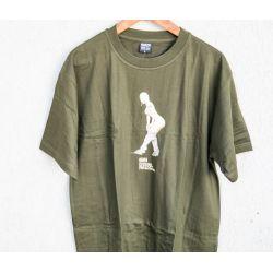 T-Shirt L kommandós csaj
