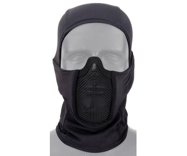 Swiss Arms Cobra Stalker rácsos maszk - Fekete