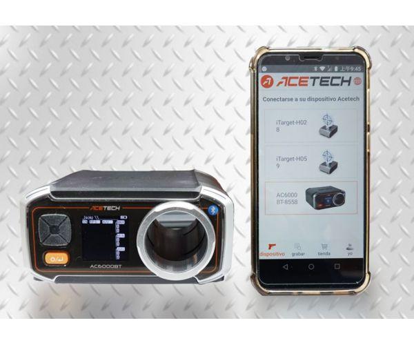 AC6000 BT Chronograph