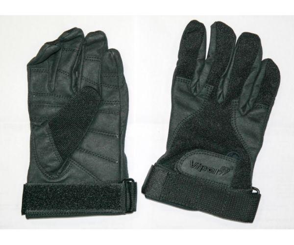 Airsoft védő kesztyű XL Viper, fekete