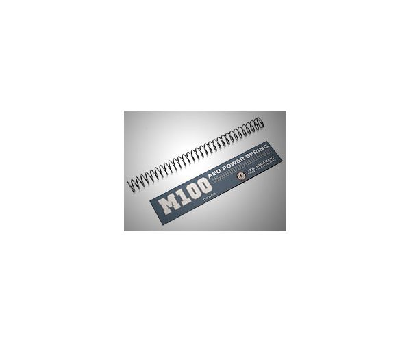 Airsoft spring M100
