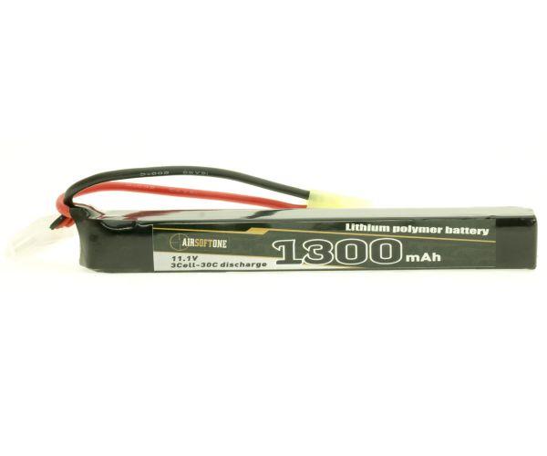 Airsoftone OP-1300/30/3S-1 11.1V LiPo akku