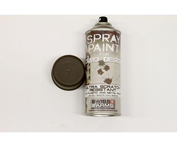 Álca festék spray barna