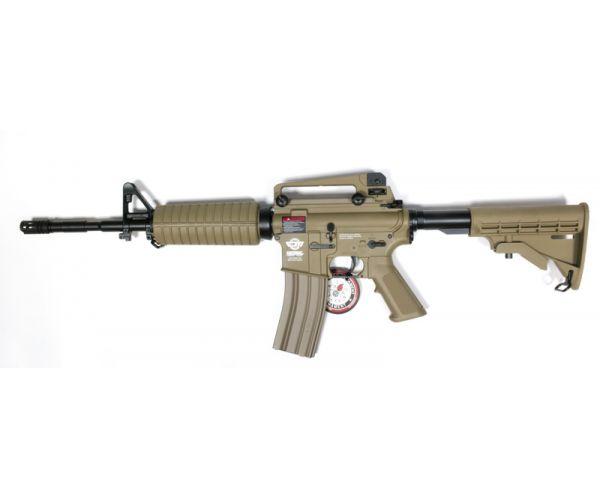 CM16 Carbine desert spec combo airsoft fegyver
