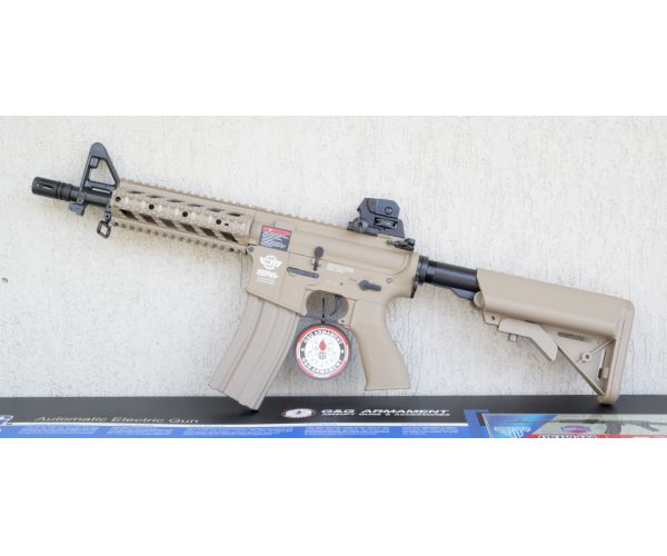 CM16 Raider Desert airsoft fegyver