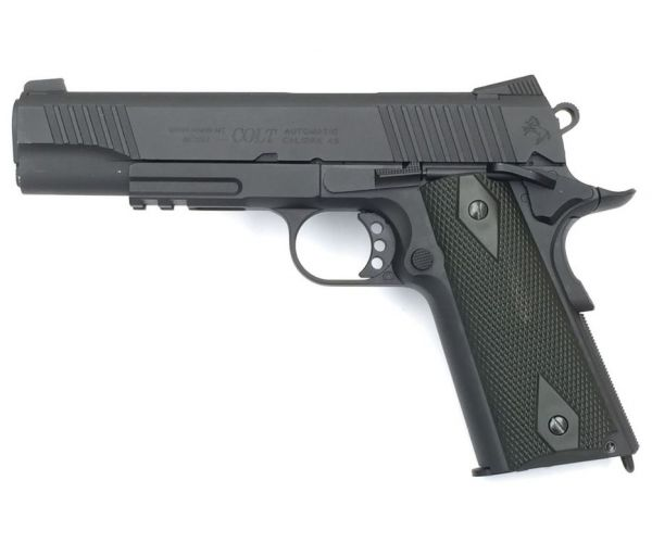 COLT 1911 RAIL GUN CO2