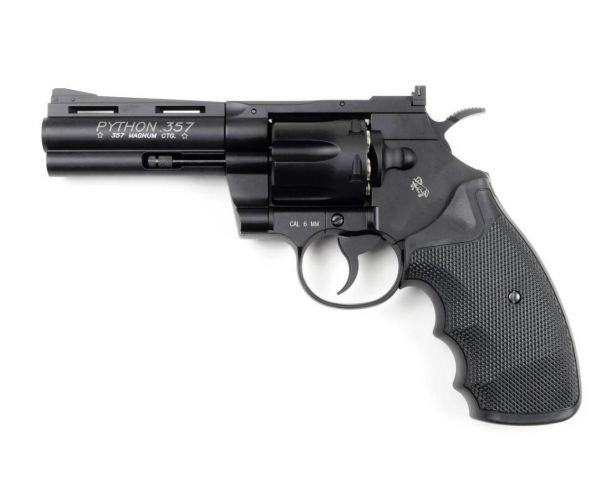 Colt Python 4 .357 airsoft pisztoly
