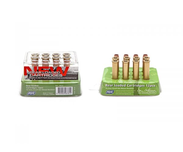 DanWesson cartridge 12db