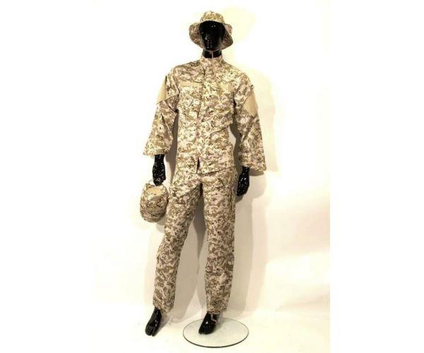 Desert digital katonai ruha szett M