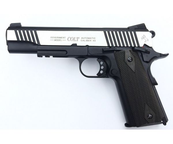 Colt 1911 Dual-tone slide CO2 airsoft pisztoly