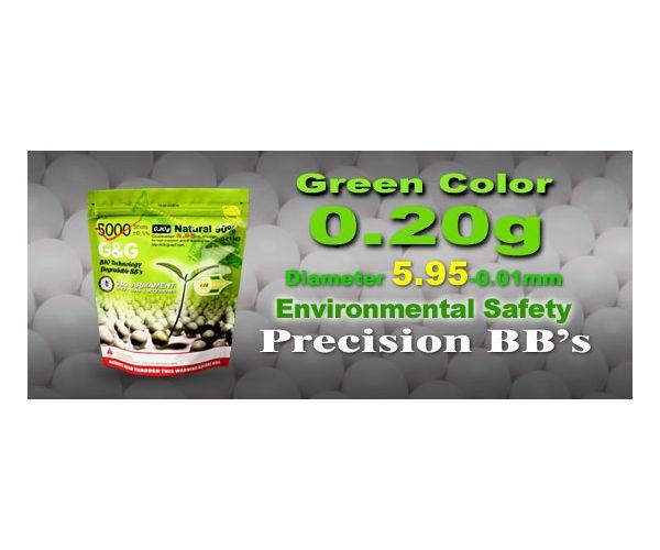 GG Bio BB 0,2gr 1kg