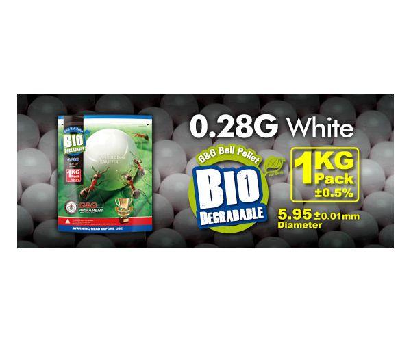 GG Bio BB 0.28g 1KG airsoft lövedék 3571r