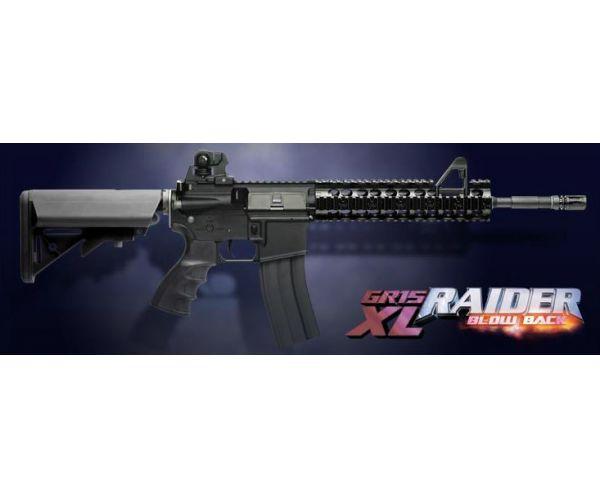 GG GR15 Raider XL Plastic Blow Back airsoft fegyver