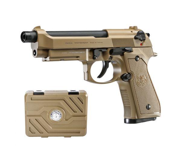 GPM92 Desert Tan - Black Tip