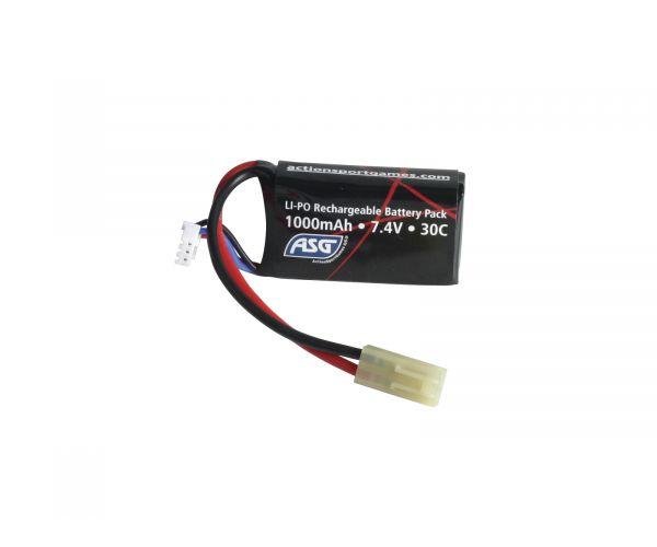 LiPo akkumulátor 2S 1000mAh 7,4V
