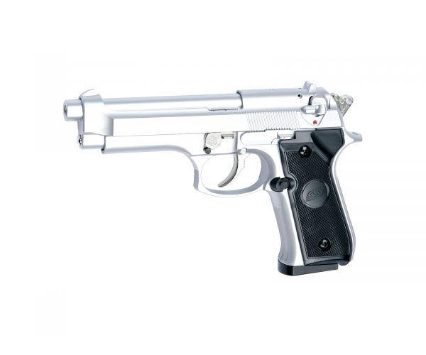 M92F silver, GNB airsoft pisztoly