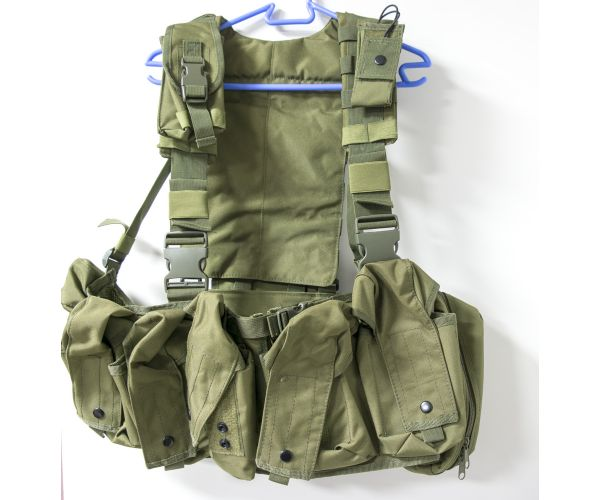 Swiss Arms taktikai mellény OD zöld