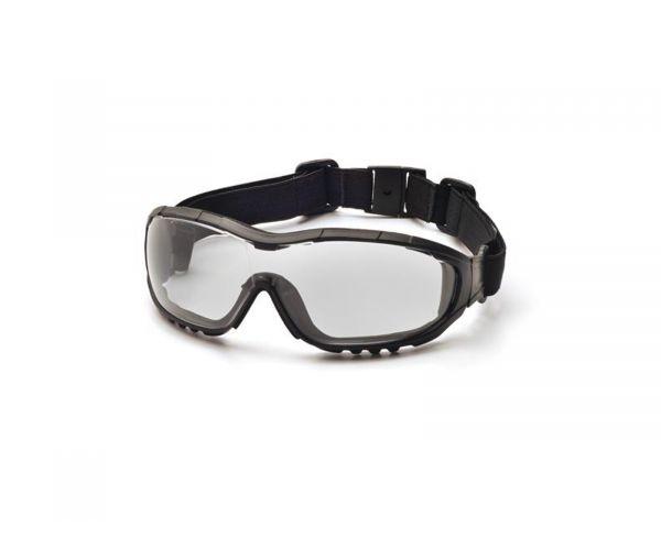 taktikai védőszemüveg, áttetsző