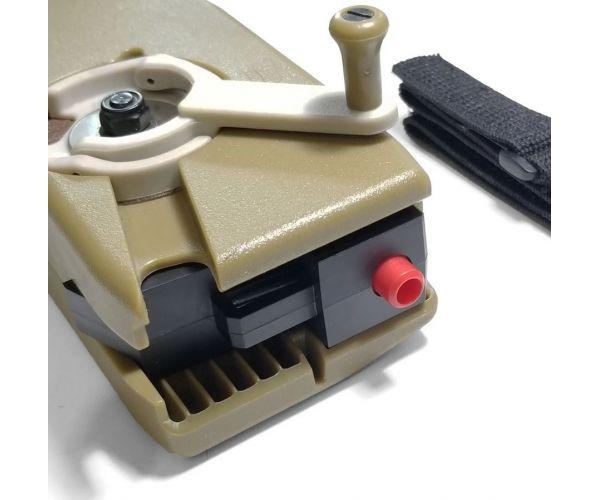 Univerzális adapter OdinM12 - fekete