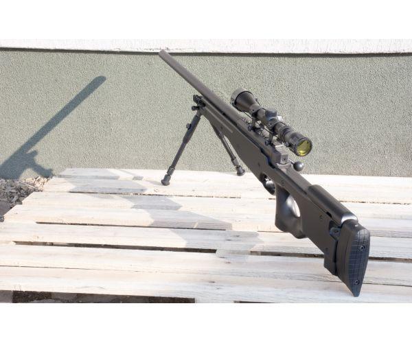 Warrior, UPV airsoft mesterlövész puska, távcső