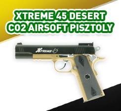 Xtreme 45 Desert CO2